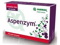 ASPENZYM TOB.20 - trávicí potíže, enzymy