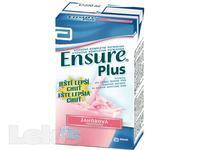 ENSURE PLUS jahodová příchuť por.sol.1x220ml