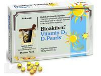 Bioaktivni Vitamin D3 D Pearls cps.40
