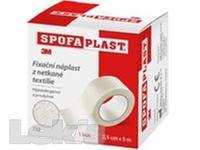 Náplast Spofaplast 3Mfix.netk.text.732 5mx25mm