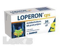 LOPERON CPS POR.CPS.DUR. 20X2MG
