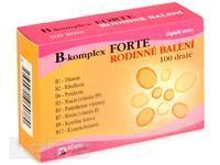 Rosen B-komplex FORTE drg.100 rodinné balení