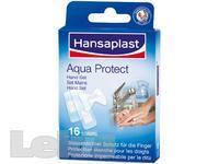 Hansaplast náplast na prsty AQUA PROTECT 16ks48513