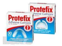 Protefix fixační podložka horní zuby 30ks