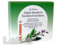 Dr.Theiss Šalvěj.bonbony+vitamin C 50g