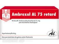 AMBROXOL AL 75 RETARD POR CPS PRO 20X75MG