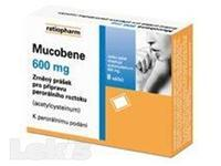 MUCOBENE 600MG GRA 10X3GM/600mg-sa
