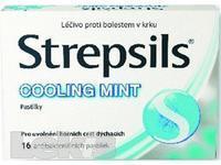 STREPSILS COOLING MINT ORM PAS 16 I