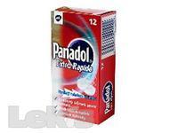 PANADOL EXTRA RAPIDE TBL EFF 12