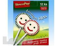 Vita Harmony StressPop 12 lízátek proti stresu