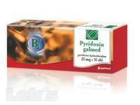 Pyridoxin Galmed tbl 30x20mg