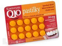 Rosen Koenzym Q10 pastilky 15 pastilek - 30mg CoQ v 1 past.