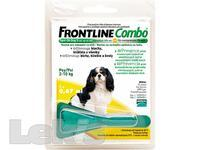 Frontline Combo Spot on Dog S 1x1 pipeta 0.67ml 2-10kg