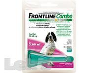Frontline Combo Spot on Dog L 1x1 pipeta 2.68ml-20-40kg