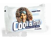 Cool & Fresh extra strong mint sáček tbl.25