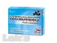 OSTROVIDKY PLUS S LUTEINEM CPS.30 NOVENTIS