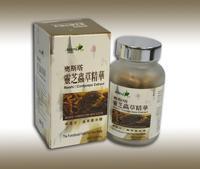 Reishi / Cordyceps Extract 80 kapslí
