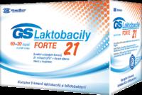 GS LAKTOBACILY FORTE21 CPS. 60+20