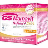 GS MAMAVIT PREFOLIN+DHA+EPA TBL/CPS 30+30