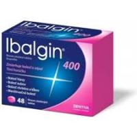 IBALGIN 400 POR.TBL.FLM.48X400MG