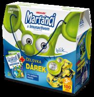 WALMARK MARŤÁNCI IMUNACTIV MIX TBL. 50+50 VÁN.16
