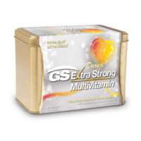GS EXTRA STRONG MULTIVITAMIN TBL.60+60 2019