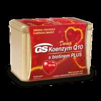 GS KOENZYM Q10 60MG CPS.60+60 DÁREK