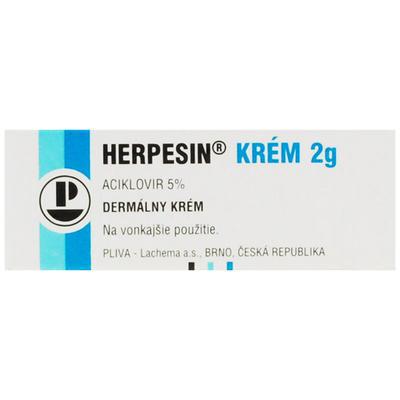 HERPESIN crm 1x2gm 5%