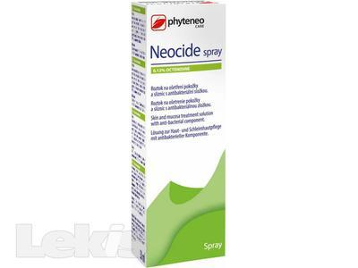 Phyteneo Neocide spray 0.1% Octenidine 50ml