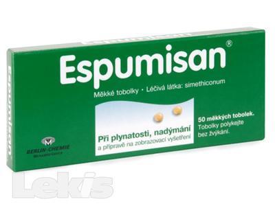ESPUMISAN CPS 50X40MG-BLISTR