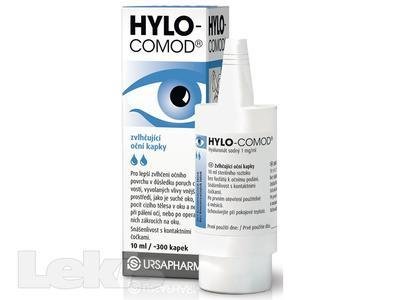 Hylo-comod gtt oph
