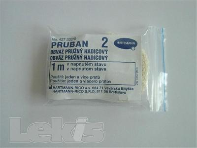 PRUBAN č. 2-PRSTY (15mm)