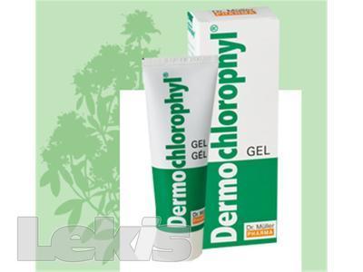 DR.MULLER  Dermochlorophyl gel 50ml