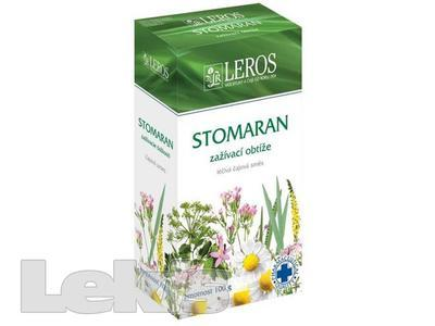 LEROS Stomaran 100g syp.