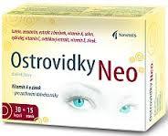 OSTROVIDKY NEO S MINERÁLY - AKČNÍ BALENÍ CPS.30+15 NOVENTIS