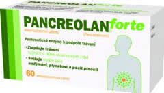 PANCREOLAN FORTE 6000U TBL ENT 60
