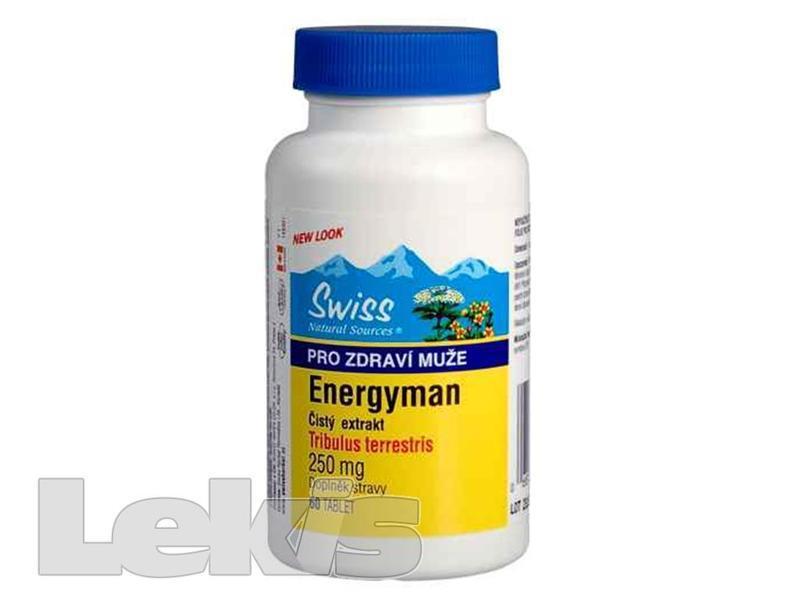 Swiss ENERGYMAN - libido tbl.60