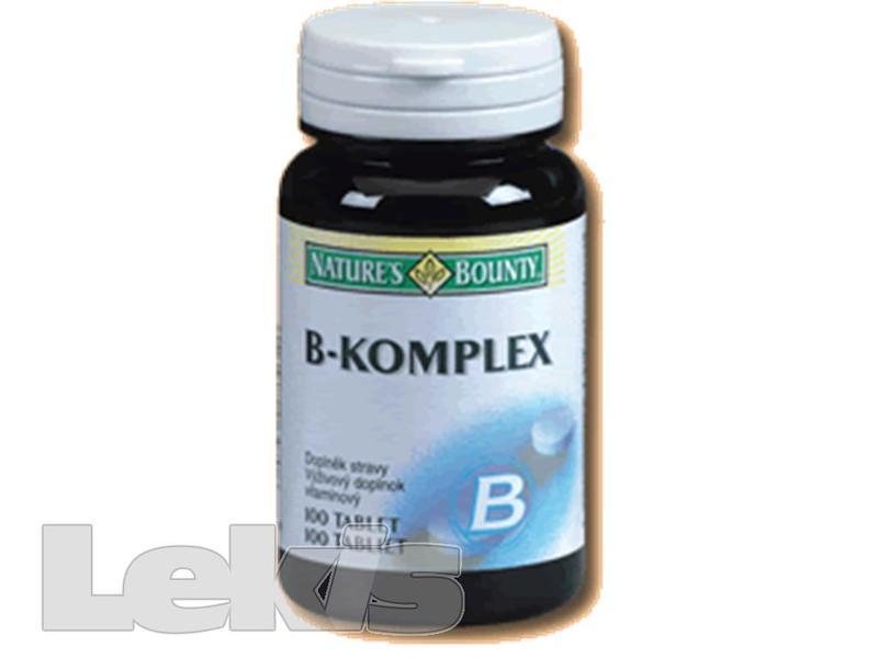 NB B-KOMPLEX TBL.100