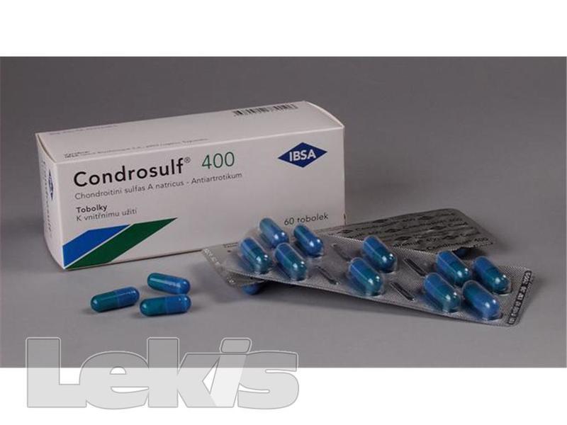 CONDROSULF 400 cps 60x400mg