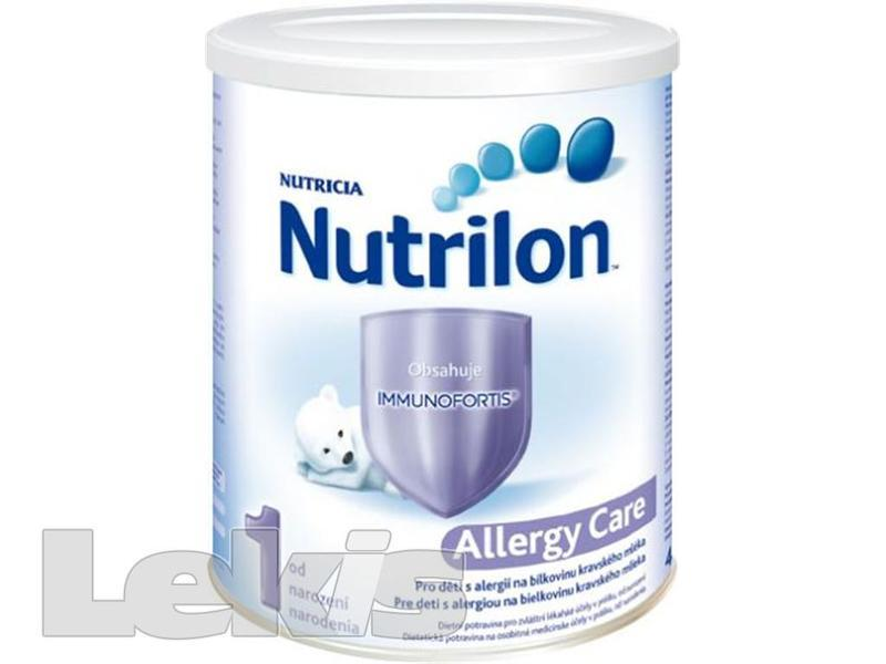 NUTRILON 1 ALLERGY CARE PROEXPERT POR.SOL.1X450G