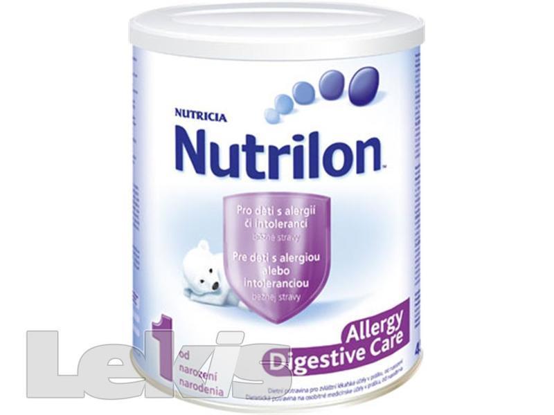NUTRILON 1 ALLERGY DIGESTIVE CARE PROEXPERT POR.SOL.1X450G