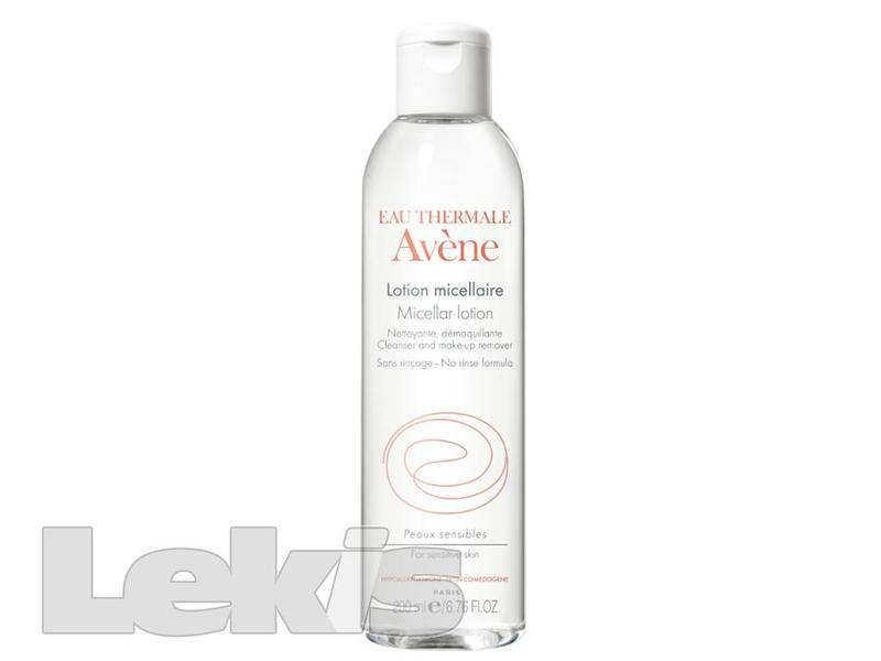 AVENE LOTION MICELLAIRE 400ML DUO AKCE