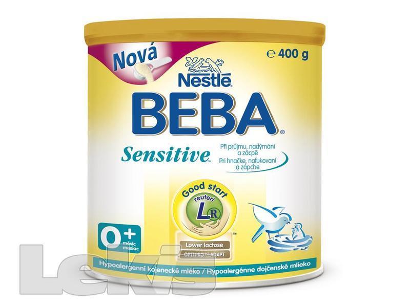 NESTLE Beba Sensitive 400g NEW