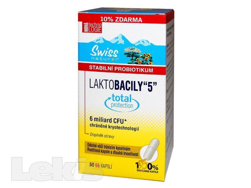 SWISS LAKTOBACILY 5 CPS.66