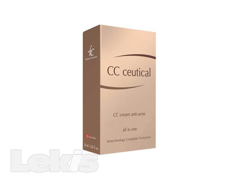 FC CC CEUTICAL KRÉM NA PLEŤ POSTIŽENOU AKNÉ 30ML