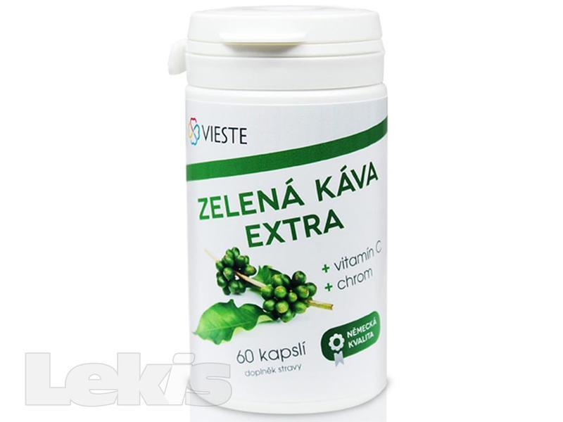 ZELENÁ KÁVA EXTRA 60 CPS.