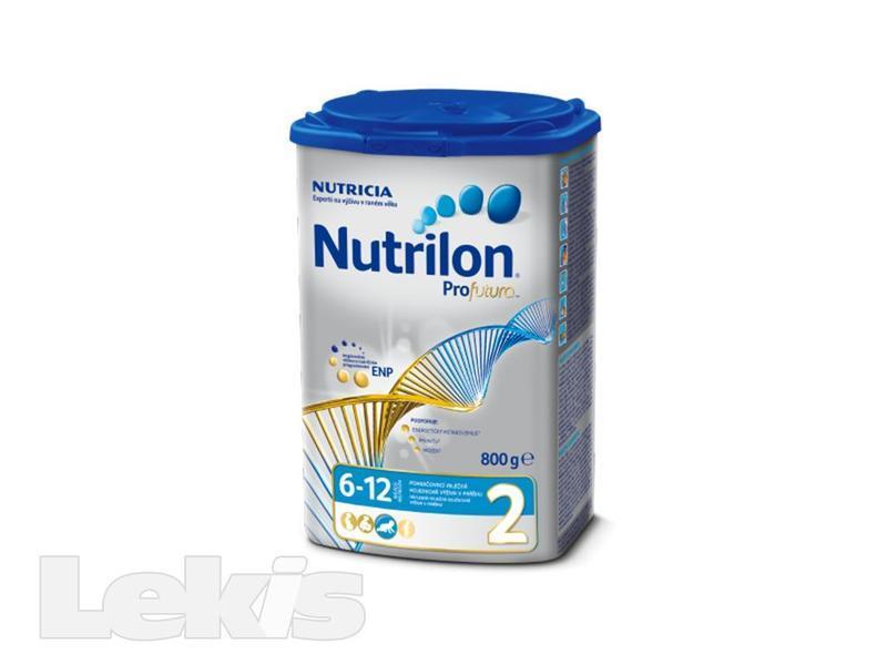NUTRILON 2 PROFUTURA 800G