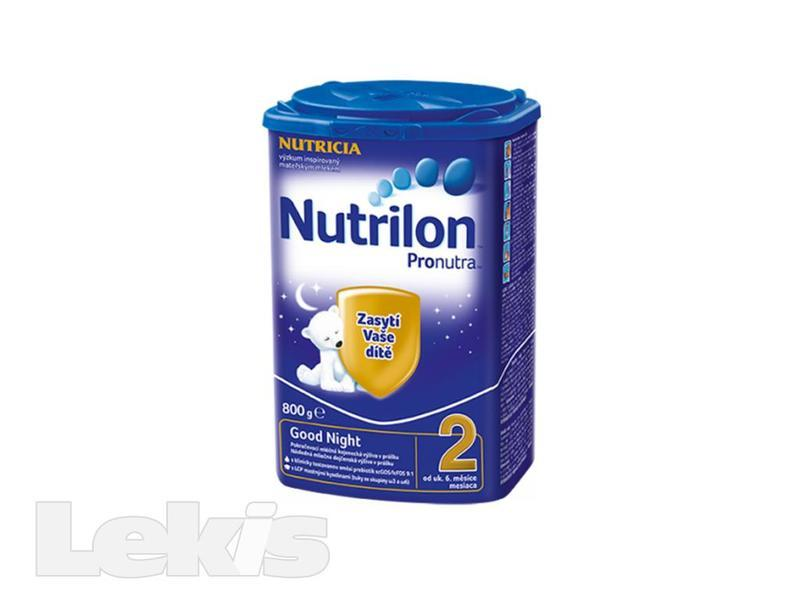 NUTRILON 2 GOOD NIGHT 800G