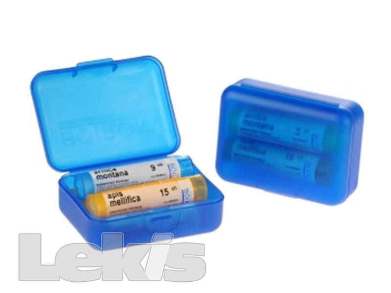 Homeosolo zakladač na homeopatické léky - kapacita 5 tub
