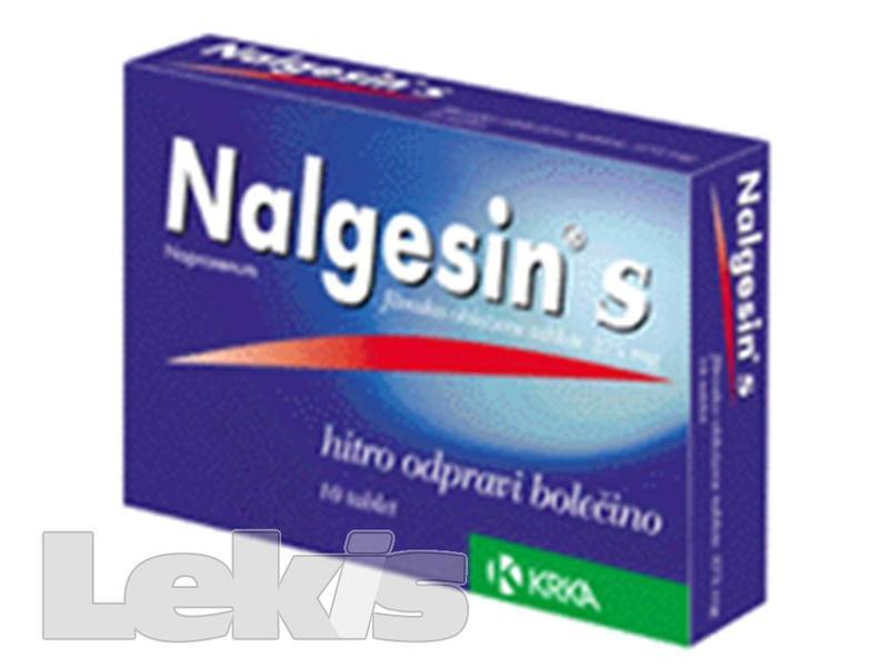 NALGESIN S POR.TBL.FLM.10X275MG